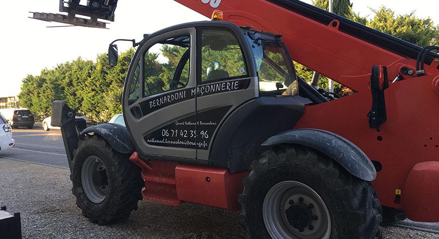 Habillage fourgon et véhicules utilitaires à Saint-Rémy de Provence