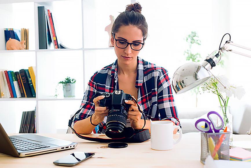 Naissance d'une nouvelle profession : le photographe