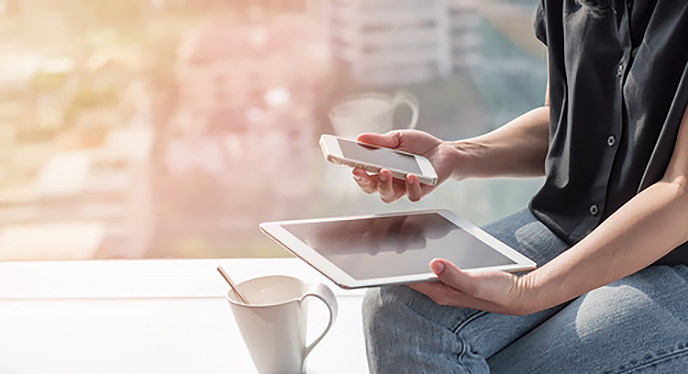 Améliorer son référencement : un site optimisé pour les mobiles.