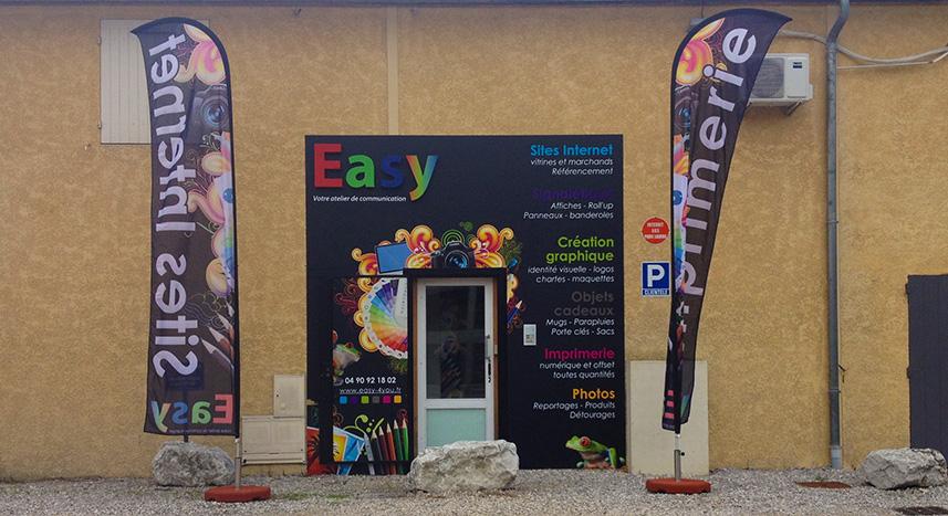 2006 - 2016 : Easy, votre atelier de communication fête ses dix ans !