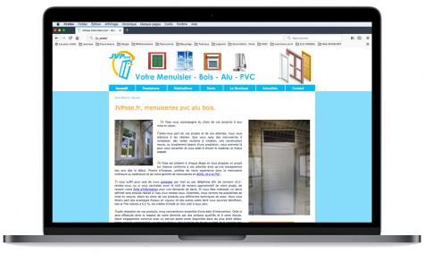 Création site Internet JV Pose à Mollégès