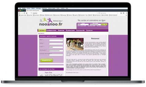 Création site Internet Nooanoo à Mallemort