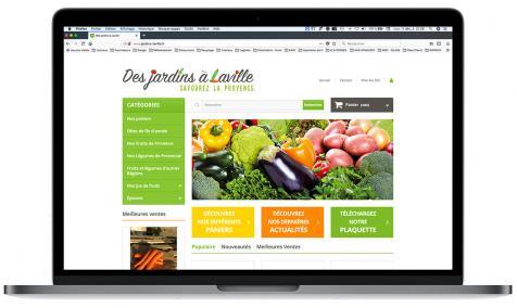 Création site Internet marchand Des Jardins à Laville à Eyragues