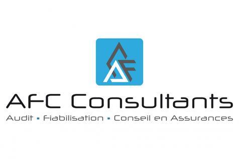 Création du logo AFC Consultants à Avignon