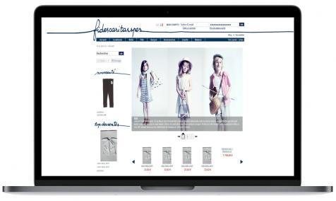 Création site internet marchand FidesCaritasSpes à Saint-Rémy de Provence