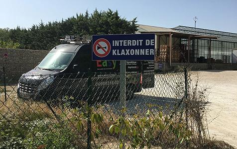Réalisation de panneaux pour Saint-Rémy Basilic à Saint-Rémy de Provence