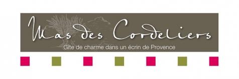 Création de logo pour le Mas des Cordeliers à Eygalières