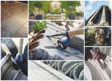 Reportage photo pour l'Atelier13 à Eyragues