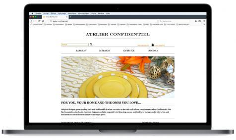 Création site Internet marchand Atelier Confidentiel à Oxley (Australie)